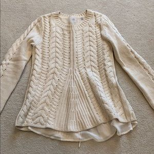 CAbi cable sweater